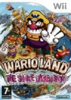 Jeu Video - Wario Land - The Shake Dimension