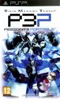 Jeu Video - Persona 3 - Portable