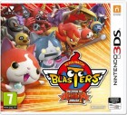 jeu video - Yo-kai Watch Blasters : Peloton Du Chat Rouge