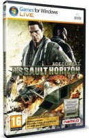 jeux video - Ace Combat - Assault Horizon