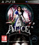jeux video - Alice - Retour au Pays de la Folie