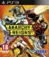 Mangas - Anarchy Reigns