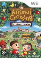 Jeu video -Animal Crossing - Let's Go To The City