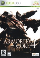 Jeu Video - Armored Core 4