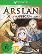 Jeu Video - Arslan: The Warriors of Legend