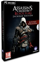 jeu video - Assassin's Creed IV - Black Flag Jackdaw Edition
