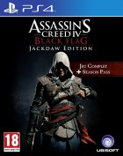jeux video - Assassin's Creed IV - Black Flag Jackdaw Edition