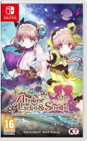 Jeu Video - Atelier Lydie & Suelle : The Alchemists and the Mysterious Paintings