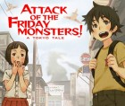 Attack of the Friday Monsters! - A Tokyo Tale