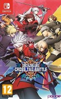 Mangas - BlazBlue Cross Tag Battle