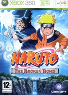 jeu video - Naruto The Broken Bond