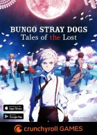 jeux video - Bungo Stray Dogs – Tales of the Lost