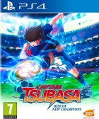 jeu video - Captain Tsubasa: Rise of New Champions