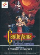 Jeu Video - Castlevania - The New Generation