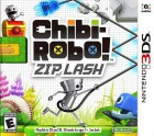 Jeu Video - Chibi-Robo ! : Zip Lash