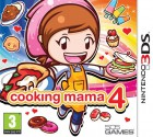 Jeu Video - Cooking Mama 4