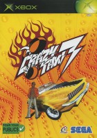 Jeu Video - Crazy Taxi 3