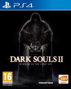 jeux video - Dark Souls II - scholar of the first sin