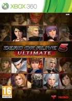 Jeu Video - Dead or Alive 5 Ultimate
