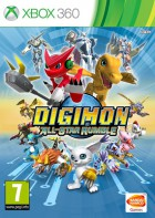 Jeu Video - Digimon All-Star Rumble