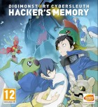 Mangas - Digimon Story : Cyber Sleuth - Hacker's Memory