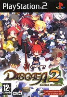 Jeu Video - Disgaea 2 - Cursed Memories