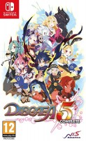 jeu video - Disgaea 5 Complete