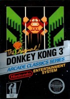 Jeu Video - Donkey Kong 3