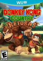 Jeu Video - Donkey Kong Country Returns