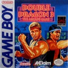 jeux video - Double Dragon III - The Sacred Stones