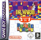 Jeu Video - Dr. Mario & Puzzle League