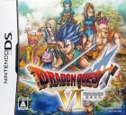 Dragon Quest VI - Realms of Reverie - Nintendo DS - NDS