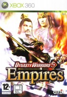Jeu Video - Dynasty Warriors 5 Empires