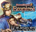 Jeu Video - Dynasty Warriors 8 - Empires