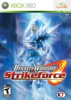 Jeu Video - Dynasty Warriors Strikeforce