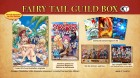 Jeu Video - Fairy Tail (Koei Tecmo) - Guild Box Edition