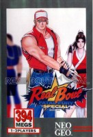 Jeu Video - Real Bout Fatal Fury Special