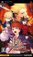 jeux video - Fate - Unlimited codes