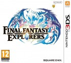 jeu video - Final Fantasy Explorers