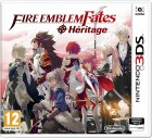 Jeu Video - Fire Emblem Fates: Héritage