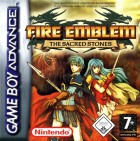 Jeu Video - Fire Emblem - The Sacred Stones