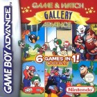 Jeu Video - Game & Watch Gallery Advance