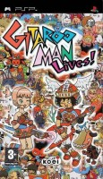 Jeu Video - Gitaroo Man Lives !