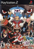 Jeu Video - Gitaroo Man