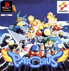 Jeu Video - Gokujyou Parodius - Deluxe Pack