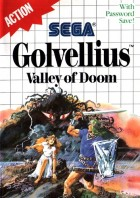 Jeu Video - Golvellius - Valley of Doom