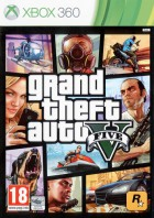 Jeu video -GTA V - Grand Theft Auto V