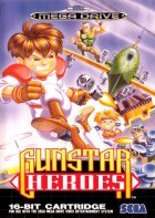 Jeu Video - Gunstar Heroes