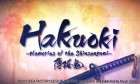 Jeu Video - Hakuôki - Memories of the Shinsengumi