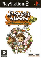 Jeu video -Harvest Moon - A Wonderful Life